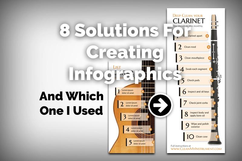 8 Solutions for Infographics